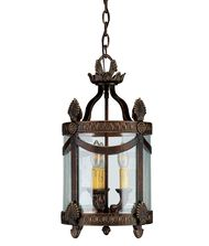 Crystorama 9400 Regal  10 Inch Foyer Pendant