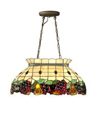 Dale Tiffany 3207-2LTG Fruit 24 Inch Billiard Light
