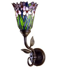 Dale Tiffany TW101056 Meadowbrook 7 Inch Wall Sconce