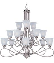Maxim Lighting 11045 Nova 42 Inch Chandelier
