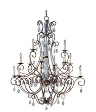 Maxim Lighting 12027 Hampton 45 Inch Chandelier