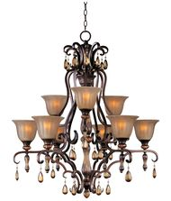 Maxim Lighting 22266 Dresden 35 Inch Chandelier