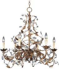 Maxim Lighting 2851 Elegante 27 Inch Chandelier