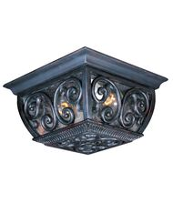 Maxim Lighting Newbury 2 Light Outdoor Flush Mount