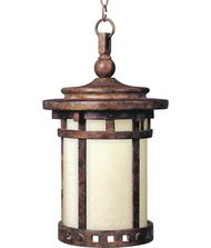 Maxim Lighting 85038 Santa Barbara Energy Smart 1 Light Outdoor Hanging Lantern