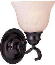Maxim Lighting 85807 Linda EF Energy Smart 6 Inch Wall Sconce