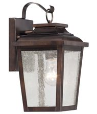 Minka Lavery 72171 Irvington Manor 1 Light Outdoor Wall Light