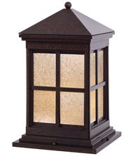 Minka Lavery 8567PL Berkeley Energy Smart 1 Light Outdoor Pier Lamp