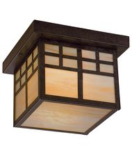 Minka Lavery Scottsdale II Energy Smart 1 Light Outdoor Flush Mount