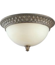 Progress Lighting P3498-XXSTRWB Savannah Energy Smart 17 Inch Flush Mount