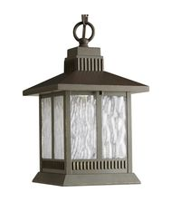 Progress Lighting P5509 Greenridge Energy Smart 1 Light Outdoor Hanging Lantern