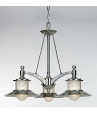 Quoizel NA5103 New England 25 Inch Chandelier