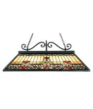 Quoizel TFBF348 Belle Fleur 48 Inch Billiard Light