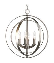 Thomasville Lighting P3827 Equinox 16 Inch Foyer Pendant