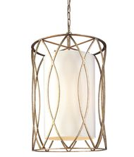 Troy Lighting F1284 Sausalito 18 Inch Foyer Pendant