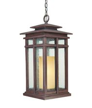 Troy Lighting F3087 Cottage Grove 1 Light Outdoor Hanging Lantern